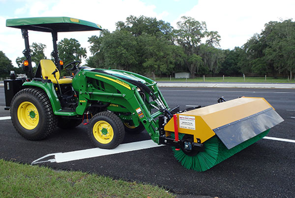 Bucket Replacement Sweeper SCM 210